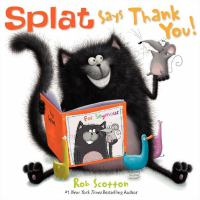 Splat Says Thank You!