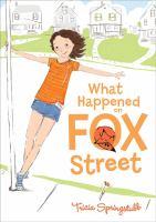 What Happened on Fox Street