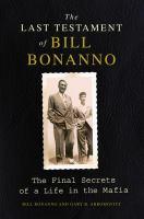 The Last Testament of Bill Bonnano