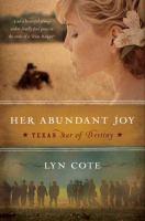 Her Abundant Joy