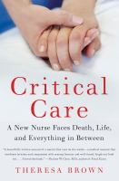 Image: Critical Care