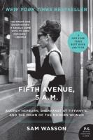 Fifth Avenue, 5 A.M