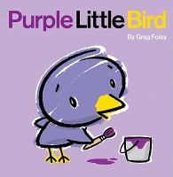 Purple Little Bird