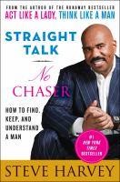 STRAIGHT TALK, NO CHASER
