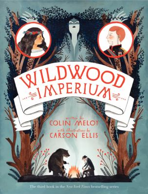 Cover image for Wildwood Imperium