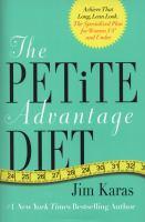 The Petite Advantage Diet