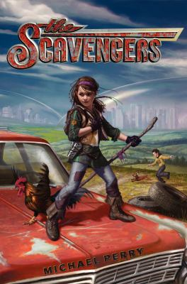 Cover image for The Scavengers