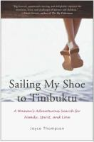 Sailing My Shoe to Timbuktu