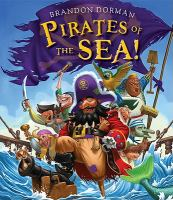 Yar maties! Walk the plank with a mighty tome o' the sea!