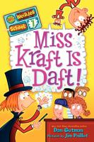 Cover image for Miss Kraft is daft!