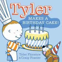 Tyler Makes A Birthday Cake!