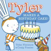 Tyler Makes A Birthday Cake!