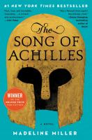 The Song of Achilles- Debut