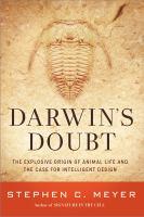 Darwin's Doubt