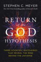 Return of the God Hypothesis