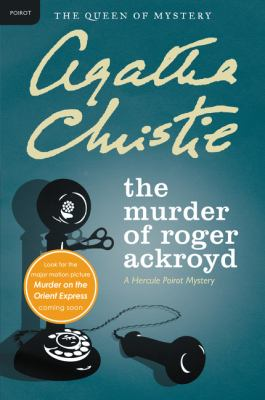 Cover image for The Murder of Roger Ackroyd