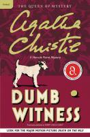 Dumb Witness