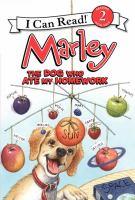 Marley, the Dog Who Ate My Homework