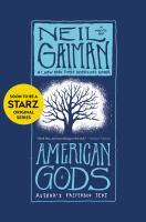 American Gods [GRPL Book Club]