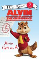 Alvin Gets An A