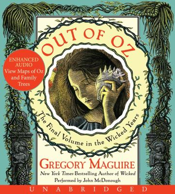 Cover image for Out of Oz