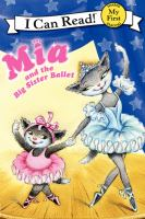 Mia and the Big Sister Ballet