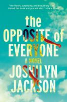 Cover of The Opposite of Everyone
