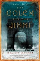 The Golem and the Jinni cover image.