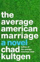 The Average American Marriage