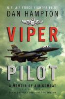 Viper pilot : a memoir of air combat