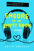 Encore to An Empty Room
