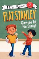 Show-and-tell Flat Stanley!