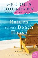 Return to the Beach House