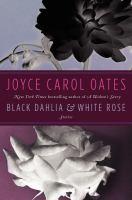 Black Dahlia and White Rose