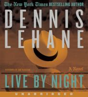 Live by Night|[sound Recording]