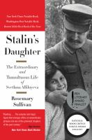 Cover of Stalin's Daughter: The E