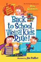 Back to School, Weird Kids Rule!