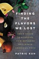 Finding the Flavors We Lost
