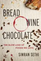 Image: Bread, Wine, Chocolate