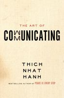 The Art of Communicating