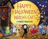 Image: Happy Halloween, Witch's Cat!