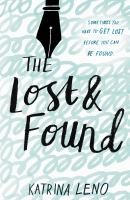 Image: The Lost & Found