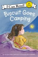 Biscuit Goes Camping