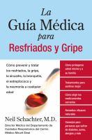 La guía médica para resfriados y gripe