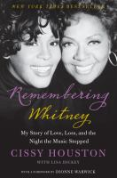 Remembering Whitney : my story of love, loss, and the night the music stopped