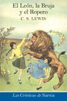El leon, la bruja, y el ropero
