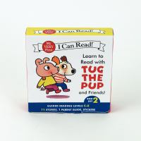 Learn to Read With Tug the Pup and Friends : Box Set 2
