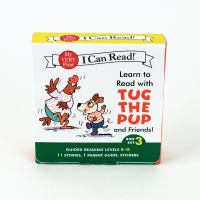 Learn to Read With Tug the Pup and Friends