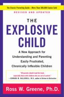 Image: The Explosive Child