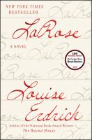 LaRose, by Louise Erdrich